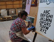 Summer signwriting class extended