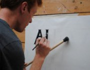 2014 Signwriting class planned at Weald and Downland Museum