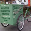 Restored shop tricycle